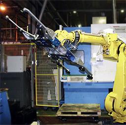 Robotanlegg – Fundo Wheels
